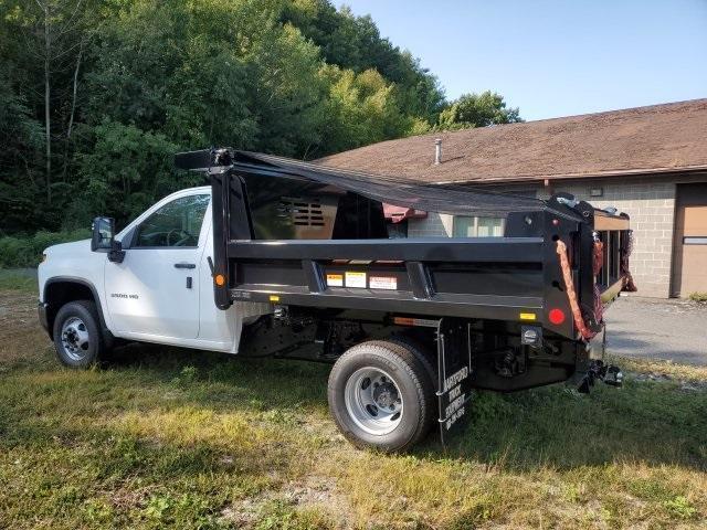 2020 Chevrolet Silverado 3500 Regular Cab DRW RWD, Reading Dump Body #TR4086T20 - photo 1