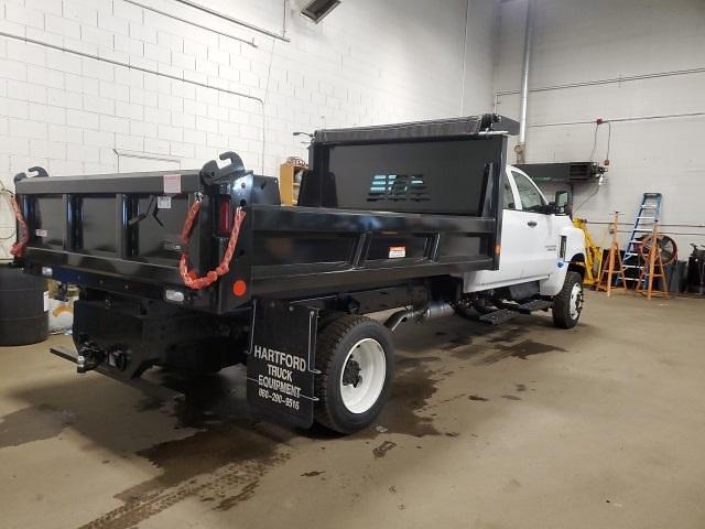 2020 Chevrolet Silverado 4500 Crew Cab DRW 4x4, Reading Dump Body #TR4805T20 - photo 1