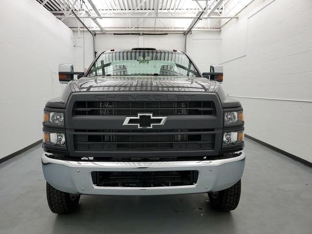 2021 Chevrolet Silverado 4500 Regular Cab DRW 4x4, SH Truck Bodies Dump Body #TR5072T21 - photo 1