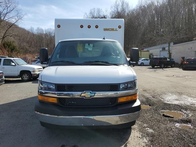 2021 Chevrolet Express 3500 4x2, Unicell Classicube Cutaway Van #TR5096T21 - photo 12