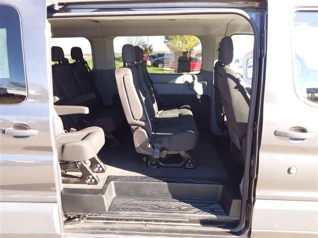 2017 Ford Transit 350 Low Roof 4x2, Passenger Wagon #41865 - photo 1