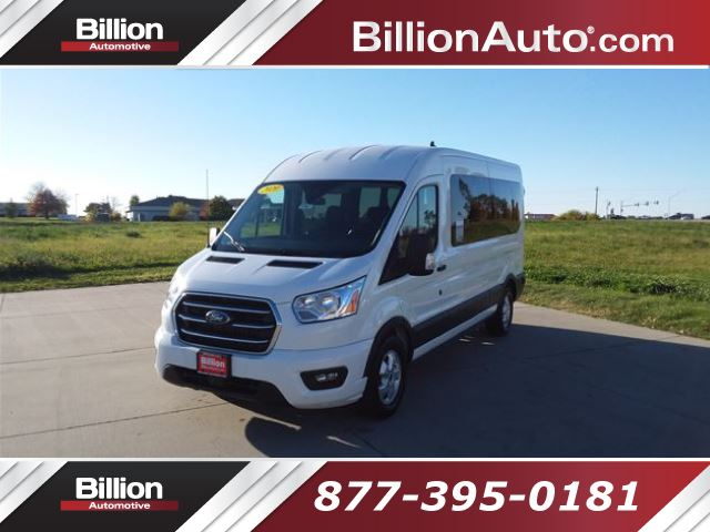 2020 Ford Transit 350 Med Roof 4x2, Passenger Wagon #41907 - photo 1