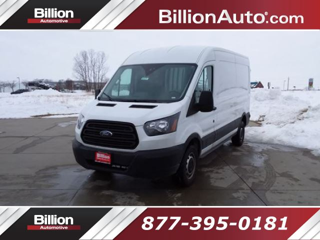 2019 Ford Transit 250 Med Roof 4x2, Empty Cargo Van #42119 - photo 1