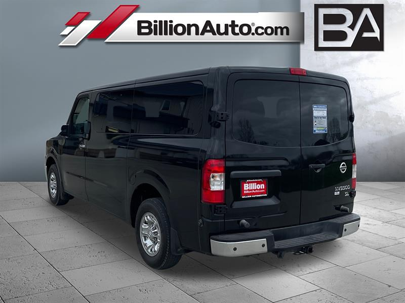 2020 Nissan NV3500 4x2, Passenger Wagon #42479 - photo 1