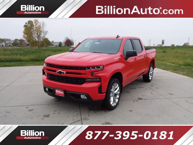 2020 Chevrolet Silverado 1500 Crew Cab 4x4, Pickup #C22056 - photo 1