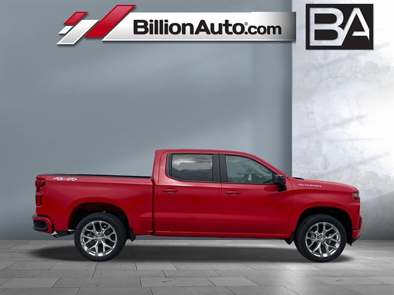 2020 Chevrolet Silverado 1500 Crew Cab 4x4, Pickup #C22056 - photo 14