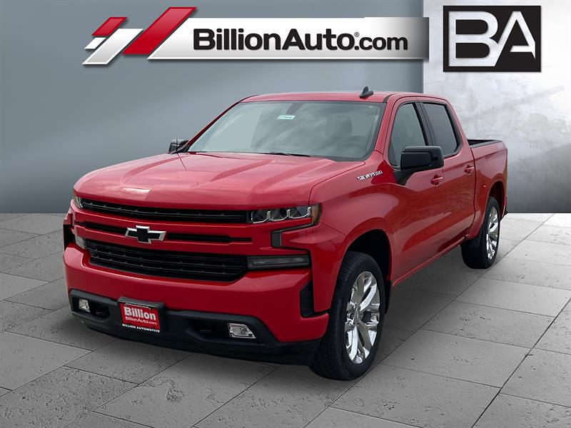 2020 Chevrolet Silverado 1500 Crew Cab 4x4, Pickup #C22056 - photo 3