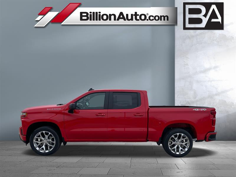 2020 Chevrolet Silverado 1500 Crew Cab 4x4, Pickup #C22056 - photo 6