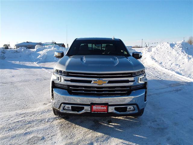 2021 Chevrolet Silverado 1500 Crew Cab 4x4, Pickup #C22503 - photo 4