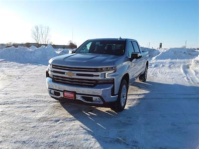 2021 Chevrolet Silverado 1500 Crew Cab 4x4, Pickup #C22503 - photo 3