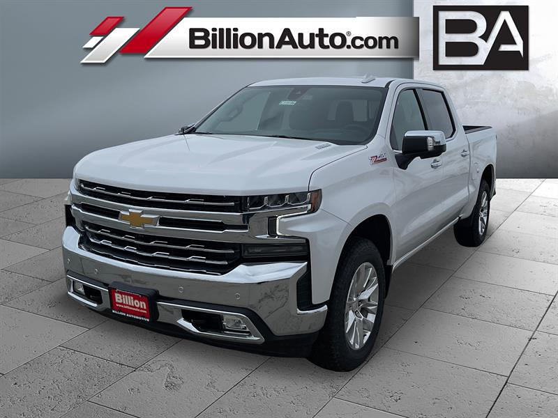 2021 Chevrolet Silverado 1500 Crew Cab 4x4, Pickup #C22546 - photo 1