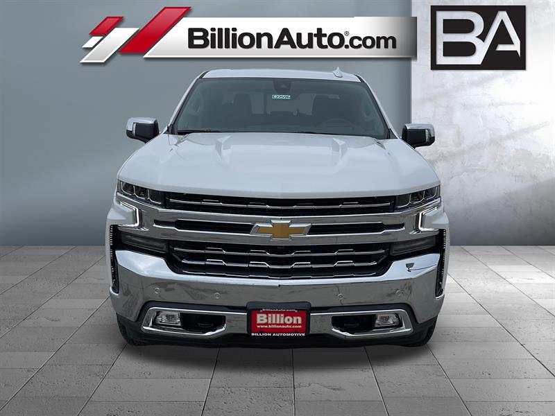 2021 Chevrolet Silverado 1500 Crew Cab 4x4, Pickup #C22546 - photo 3