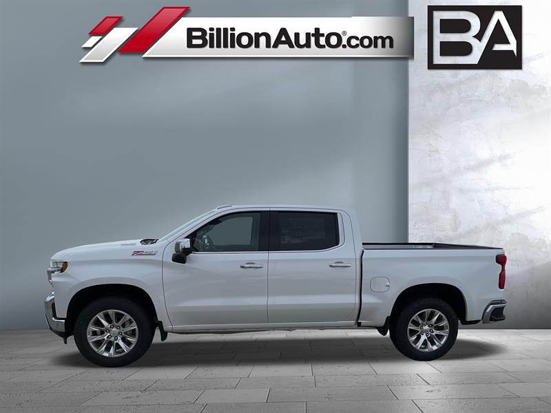 2021 Chevrolet Silverado 1500 Crew Cab 4x4, Pickup #C22546 - photo 4