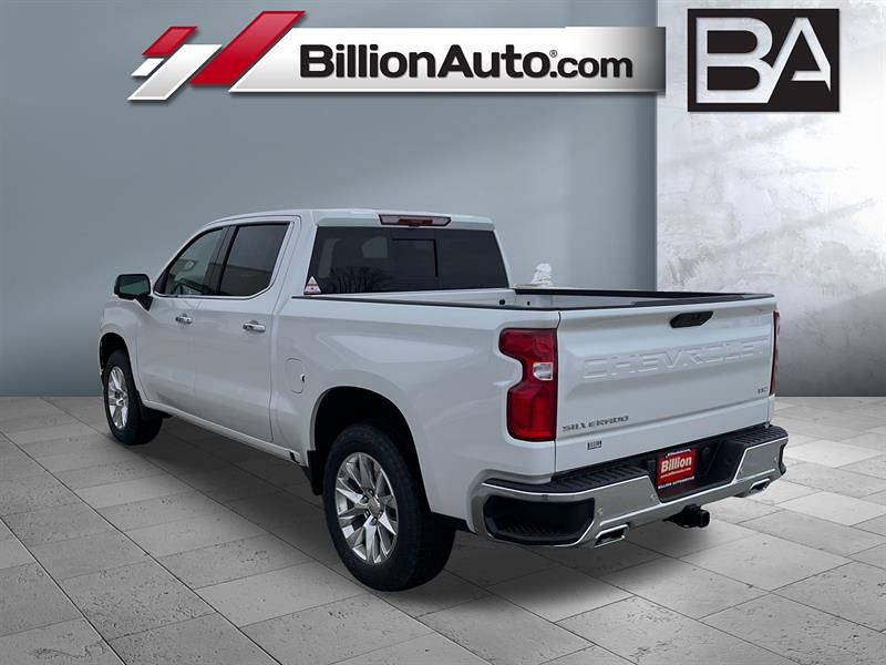 2021 Chevrolet Silverado 1500 Crew Cab 4x4, Pickup #C22546 - photo 2