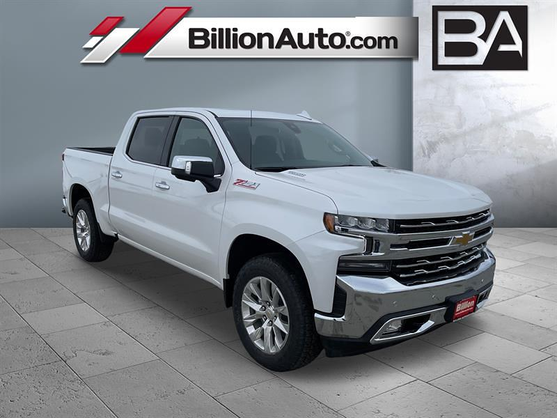 2021 Chevrolet Silverado 1500 Crew Cab 4x4, Pickup #C22546 - photo 8