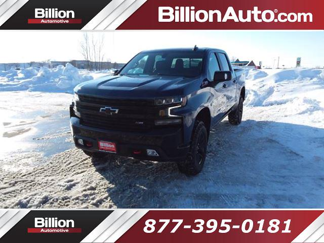 2021 Chevrolet Silverado 1500 Crew Cab 4x4, Pickup #C22580 - photo 1