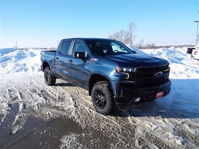 2021 Chevrolet Silverado 1500 Crew Cab 4x4, Pickup #C22580 - photo 3