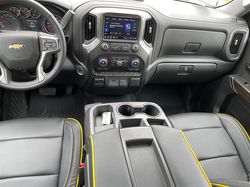 2021 Chevrolet Silverado 1500 Crew Cab 4x4, Pickup #C22725 - photo 12