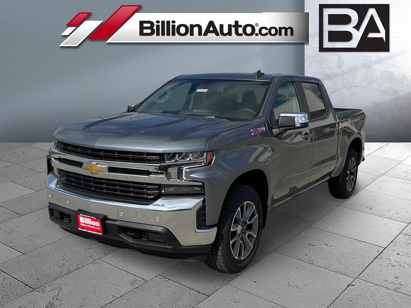 2021 Chevrolet Silverado 1500 Crew Cab 4x4, Pickup #C22726 - photo 1