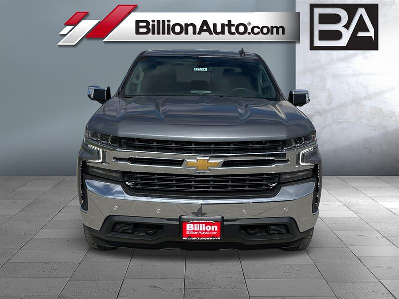 2021 Chevrolet Silverado 1500 Crew Cab 4x4, Pickup #C22726 - photo 3
