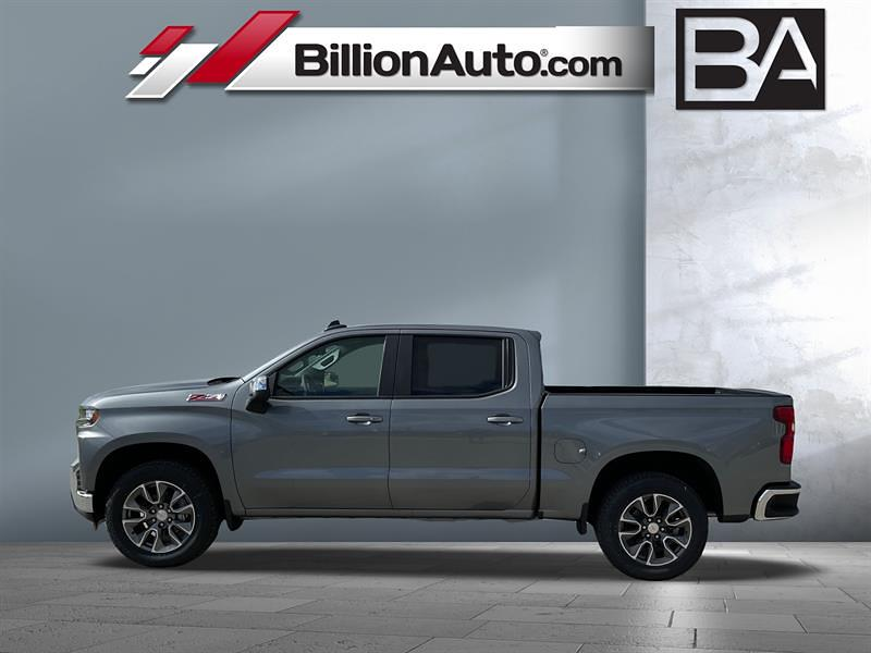 2021 Chevrolet Silverado 1500 Crew Cab 4x4, Pickup #C22726 - photo 4