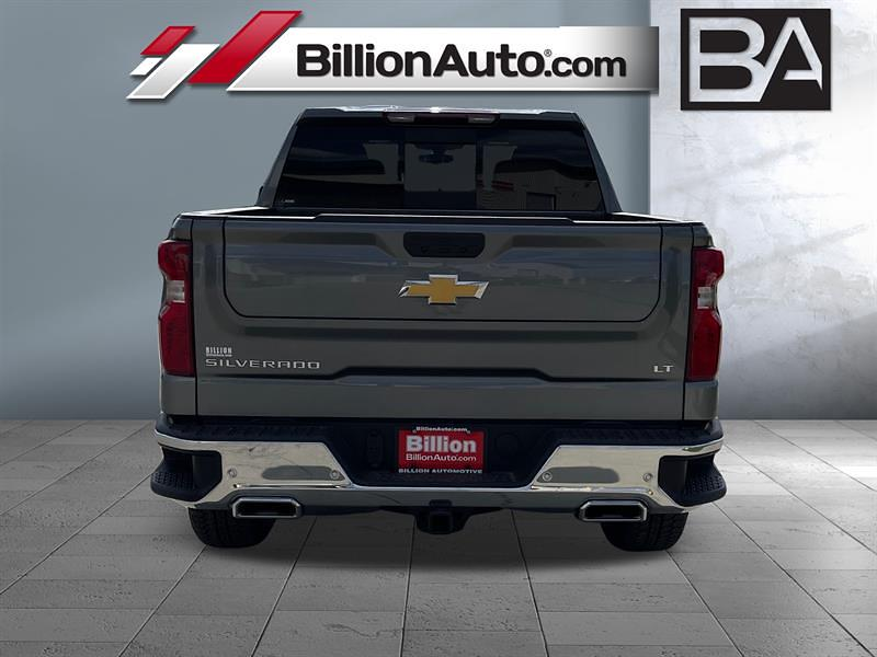 2021 Chevrolet Silverado 1500 Crew Cab 4x4, Pickup #C22726 - photo 5