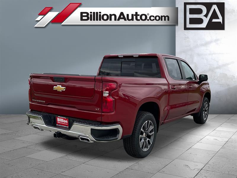 2021 Chevrolet Silverado 1500 Crew Cab 4x4, Pickup #C22735 - photo 6
