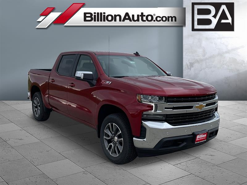 2021 Chevrolet Silverado 1500 Crew Cab 4x4, Pickup #C22735 - photo 8