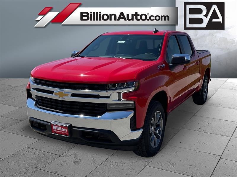 2021 Chevrolet Silverado 1500 Crew Cab 4x4, Pickup #C22773 - photo 1