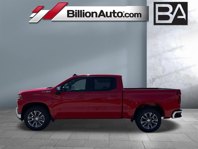 2021 Chevrolet Silverado 1500 Crew Cab 4x4, Pickup #C22773 - photo 4