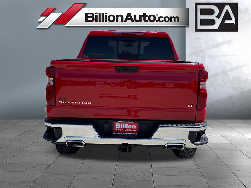 2021 Chevrolet Silverado 1500 Crew Cab 4x4, Pickup #C22773 - photo 5