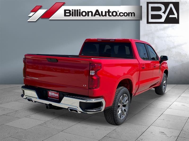 2021 Chevrolet Silverado 1500 Crew Cab 4x4, Pickup #C22773 - photo 6
