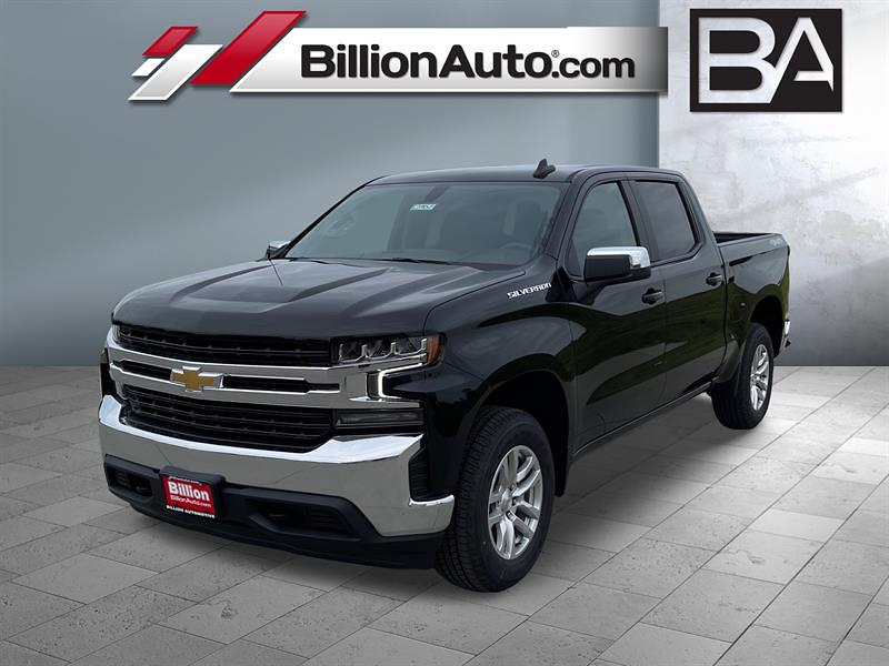 2021 Chevrolet Silverado 1500 4x4, Pickup #C22852 - photo 1