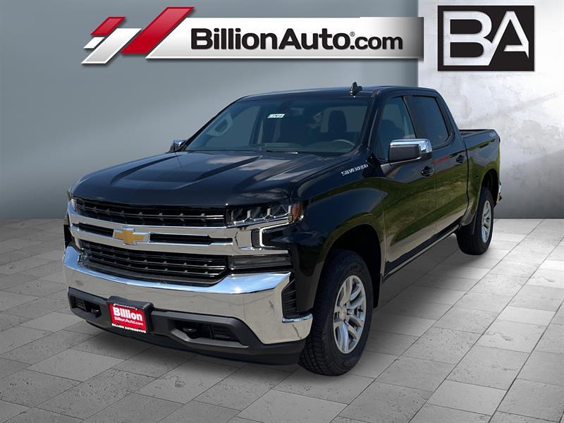 2021 Chevrolet Silverado 1500 4x4, Pickup #C22858 - photo 1