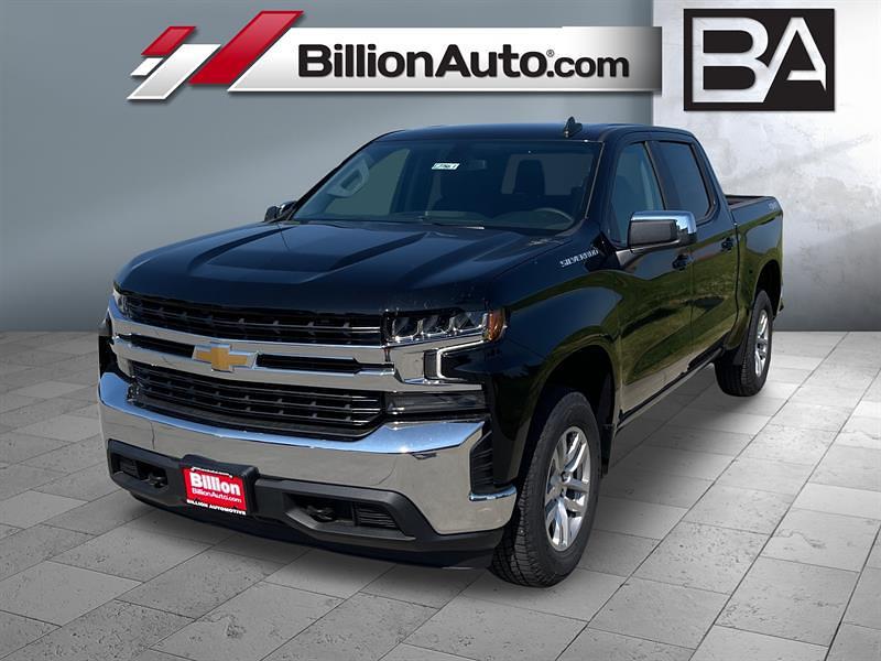2021 Chevrolet Silverado 1500 4x4, Pickup #C22867 - photo 1