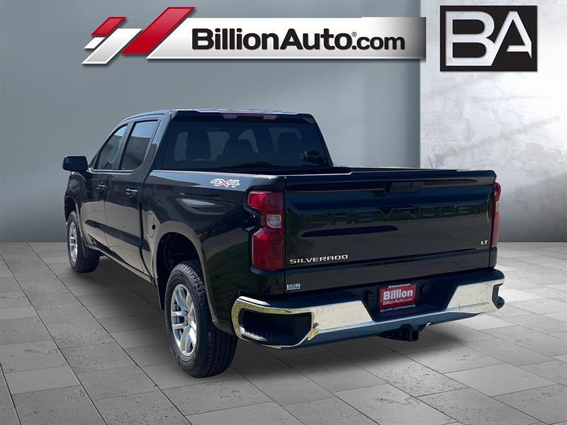 2021 Chevrolet Silverado 1500 4x4, Pickup #C22867 - photo 2