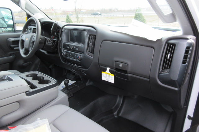 2016 Silverado 2500 Regular Cab 4x4, Knapheide Service Body #B10888 - photo 13