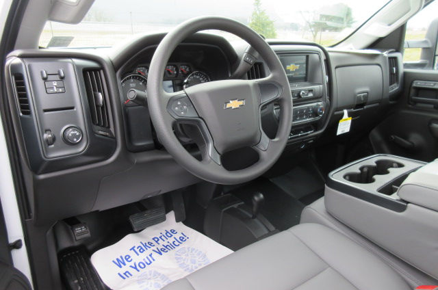 2016 Silverado 2500 Regular Cab 4x4, Knapheide Service Body #B10888 - photo 15