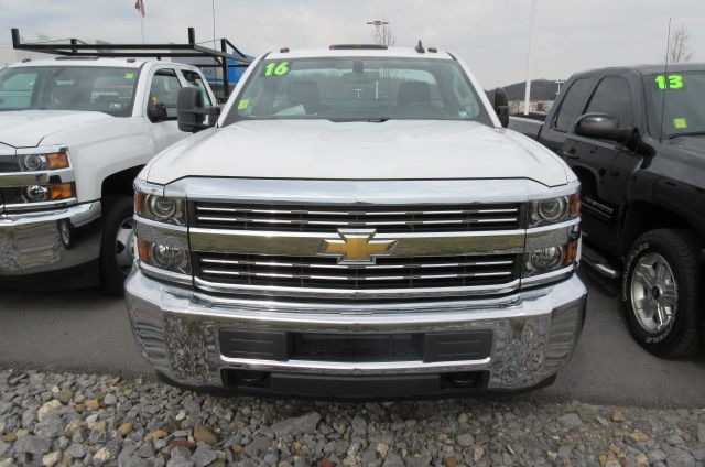 2016 Silverado 2500 Regular Cab 4x4, Knapheide Service Body #B10888 - photo 4