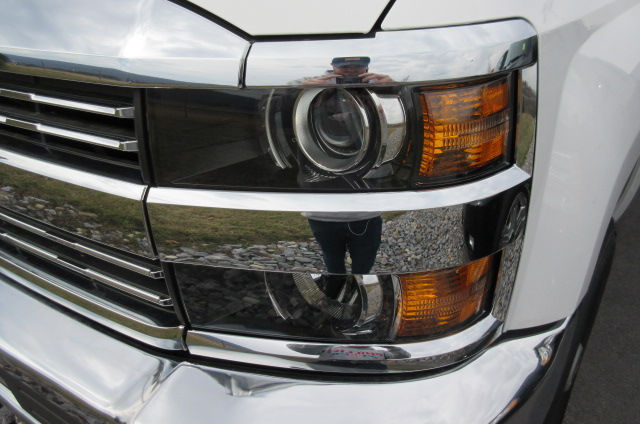 2016 Silverado 2500 Regular Cab 4x4, Knapheide Service Body #B10888 - photo 5