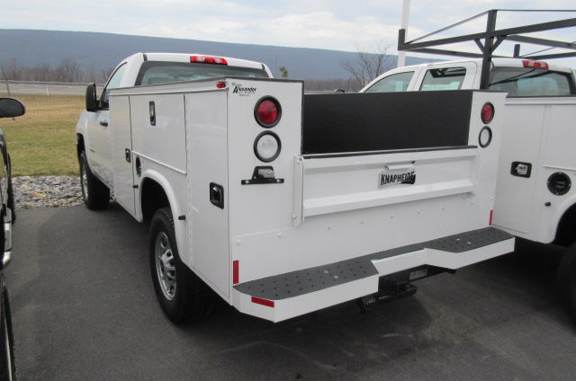 2016 Silverado 2500 Regular Cab 4x4, Knapheide Service Body #B10888 - photo 2