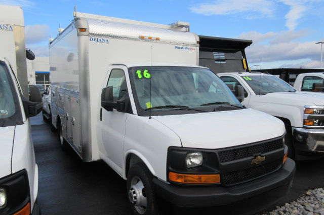 2016 Express 3500, Dejana Service Utility Van #B11195 - photo 3