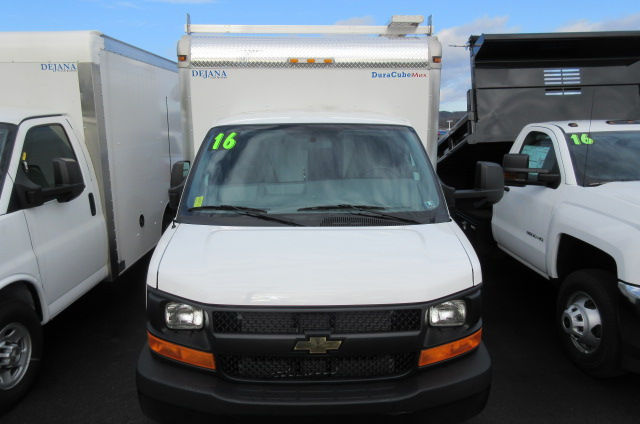 2016 Express 3500, Dejana Service Utility Van #B11195 - photo 4