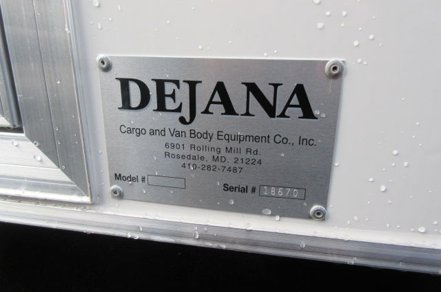 2016 Express 3500, Dejana Service Utility Van #B11195 - photo 30