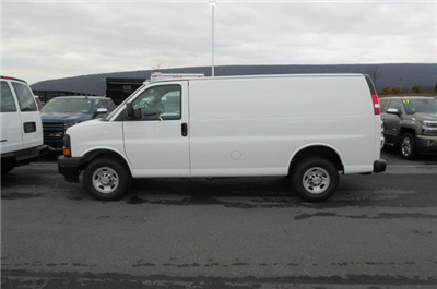 2017 Express 3500 Cargo Van #B11267 - photo 4
