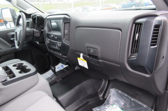 2016 Silverado 3500 Regular Cab 4x4, Knapheide Service Body #B11625 - photo 12