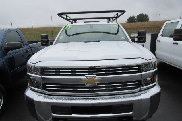 2016 Silverado 3500 Regular Cab 4x4, Knapheide Service Body #B11625 - photo 4