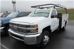 2016 Silverado 3500 Regular Cab 4x4, Knapheide Service Body #B11625 - photo 1