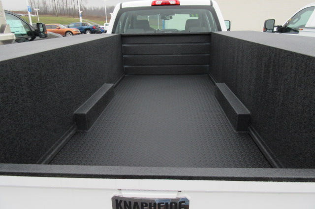 2017 Silverado 3500 Crew Cab 4x4, Knapheide Service Body #B11691 - photo 6