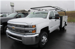 2017 Silverado 3500 Crew Cab 4x4, Knapheide Service Body #B11712 - photo 1